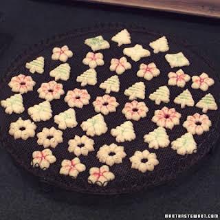 Cookie Press Cookies.