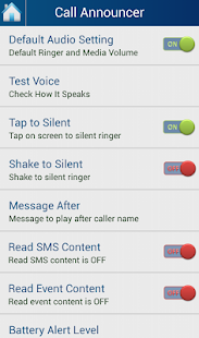 Caller Name Announcer - Talker - screenshot thumbnail