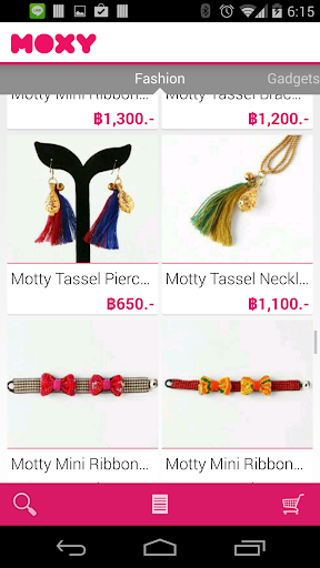 Moxy Lifestyle Online Shop