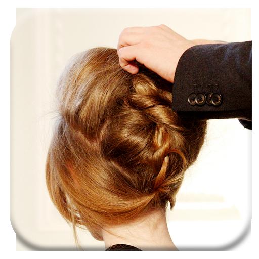 髮型教程。 娛樂 App LOGO-APP開箱王