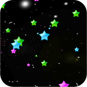 Stars in sky Live Wallpaper