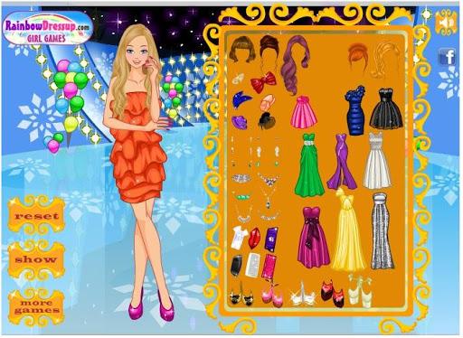 【免費休閒App】礼服派对-APP點子