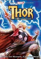 Thor Tales of Asgard