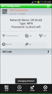 QR-WiFi Plugin™- screenshot thumbnail