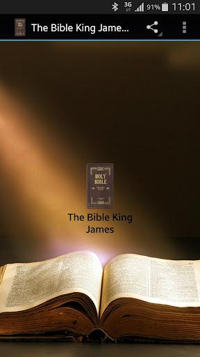 The Bible King James Albania