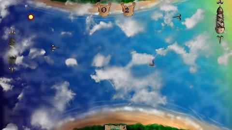Super Pirate Paddle Battle Screenshot 11