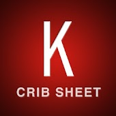 Kelley School Crib Sheet