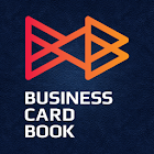BUSINESS CARD BOOK icon