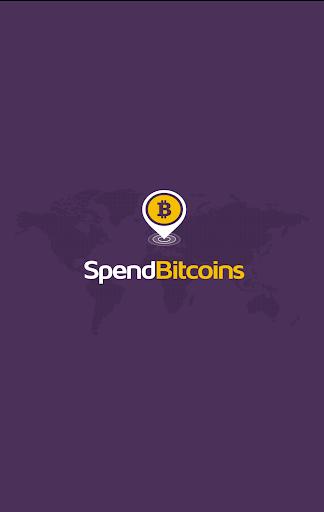 Spend Bitcoins