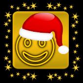 Christmas Glitter GO Theme Pro