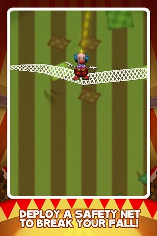 Circus Atari- screenshot