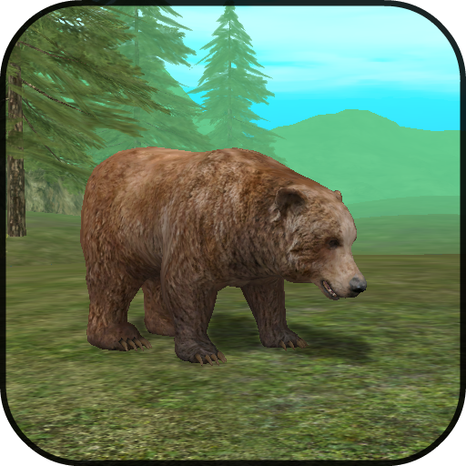 Wild Bear Simulator 3D