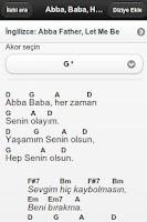 Screenshot of Worship Leader (Turkish)
