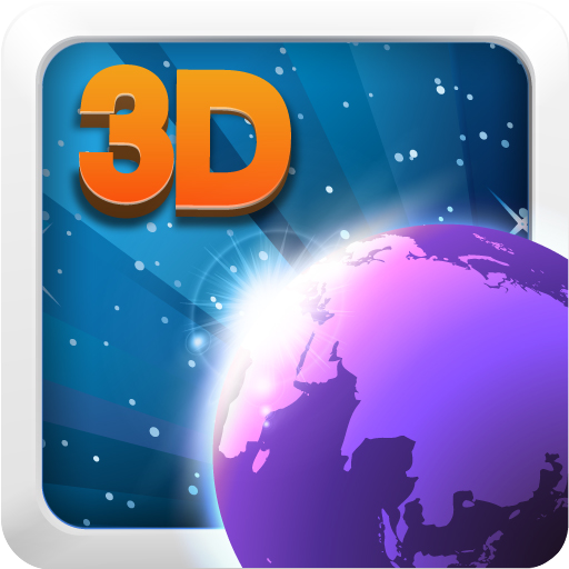 Galaxy 3D Live Wallpaper LOGO-APP點子