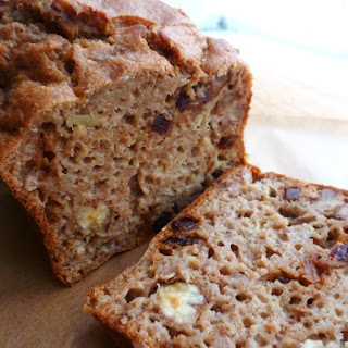 Healthy Banana Bread (Oil Free)