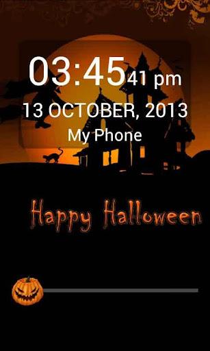 【免費個人化App】Halloween lockscreen Free-APP點子