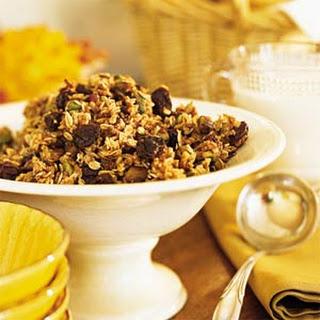 Pistachio Granola Recipe