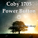 Coby Kyros power button (BETA) logo
