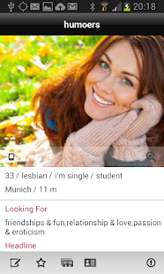 lesarion - lesbian dating - screenshot thumbnail