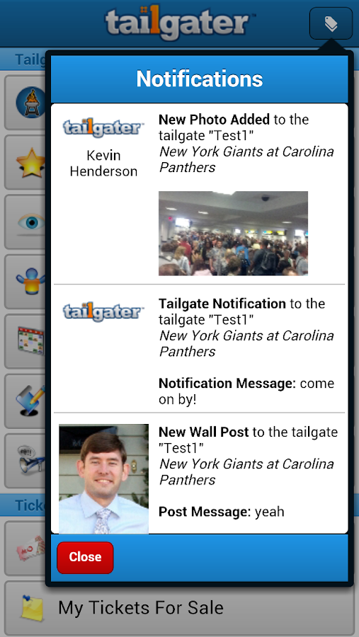 Tailgater - screenshot