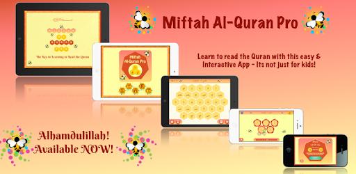 Tải Miftah Al Quran Pro cho máy tính PC Windows phiên bản