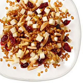 Wheat Berry-Apple Salad