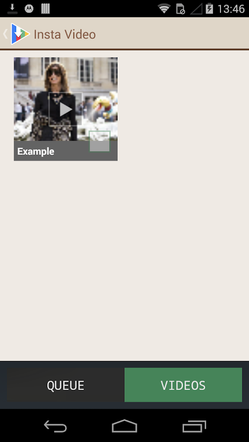 Video Downloader For Instagram Android Apps On Google Play