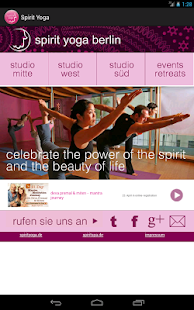 Spirit Yoga- screenshot thumbnail