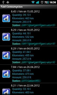 Fuel Consumption - screenshot thumbnail
