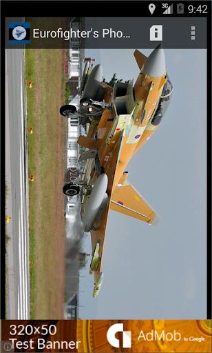 Eurofighter's Photo Album Lite