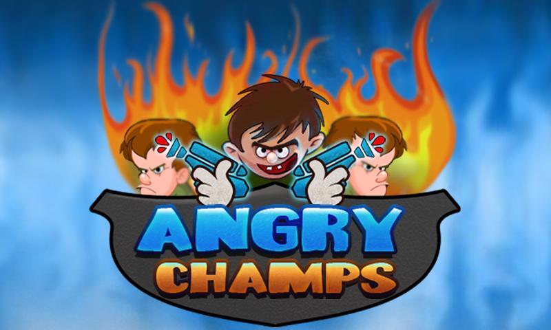Angry Champs - screenshot