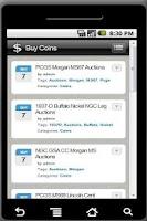 Screenshot of Buy Coins