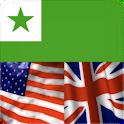 BK Dictionary Esperanto logo