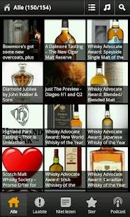 Scottish Whisky News- screenshot thumbnail