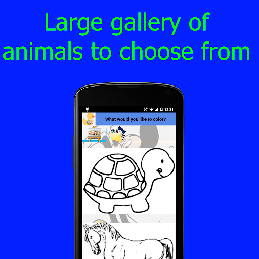 Animals Colouring Pages