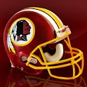 The Official Redskins App icon