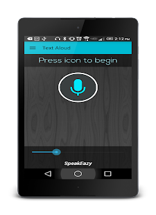 Text Voice SMS Reader Trial- screenshot thumbnail