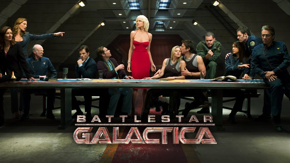 Image result for battlestar galactica 2004