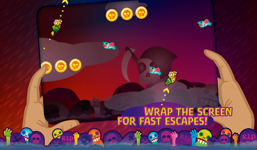 Zombie Bird: Vampire Sharks - screenshot thumbnail