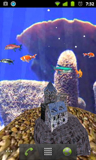 3D Aquarium Full LWP