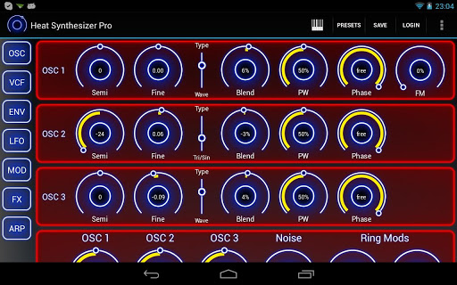 Heat Synthesizer Pro BETA