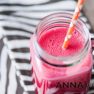 Beet and Carrot Juice.