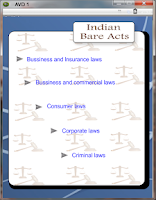 Screenshot of The Indian Bare Acts
