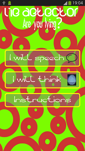 Lie Detector Simulator Fun - Android Apps on Google Play