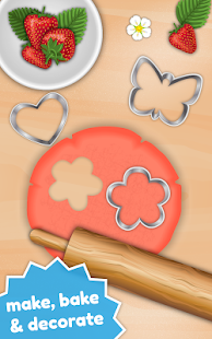 Cookie Maker Deluxe - Cooking - screenshot thumbnail
