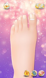 Foot Spa - Kids games - screenshot thumbnail
