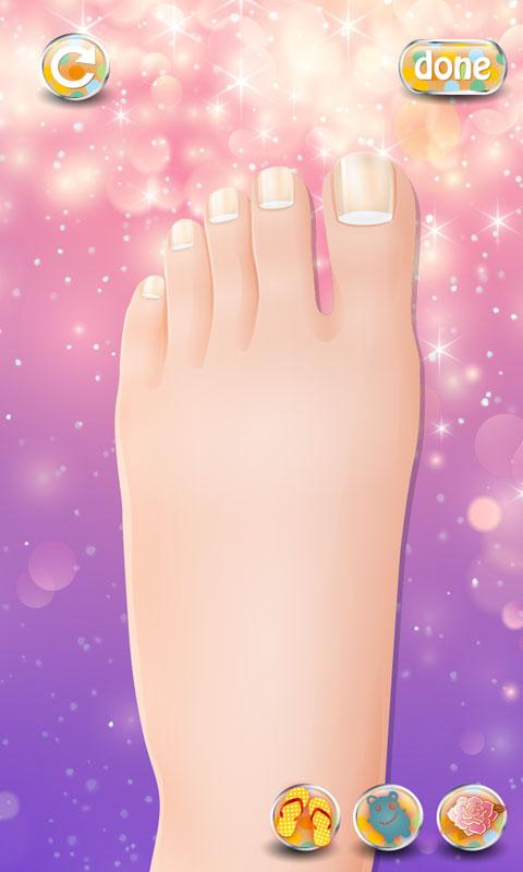 Foot Spa - Kids games - screenshot