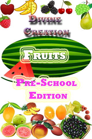 Fruits Pre-school Edition