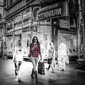 Belgrade, Serbia by IP Maesstro - People Street & Candids ( sexy, girl, hdr, teen, woman, serbia, belgrade, street, beautiful, beograd, maesstro, selective color, pwc )