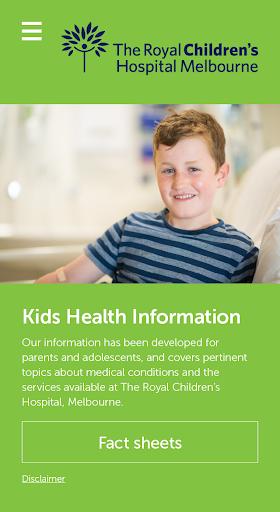 Kids Health Info